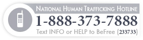 Trafficking Hotline
